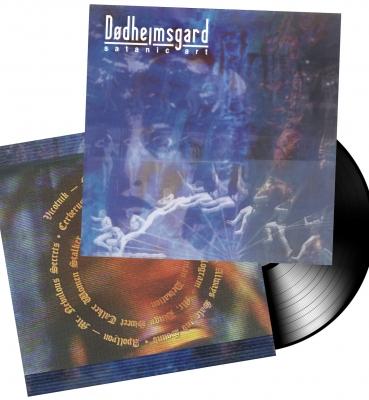 <b>Dødheimsgard</b><br>Satanic Art<br>(Vinyl)