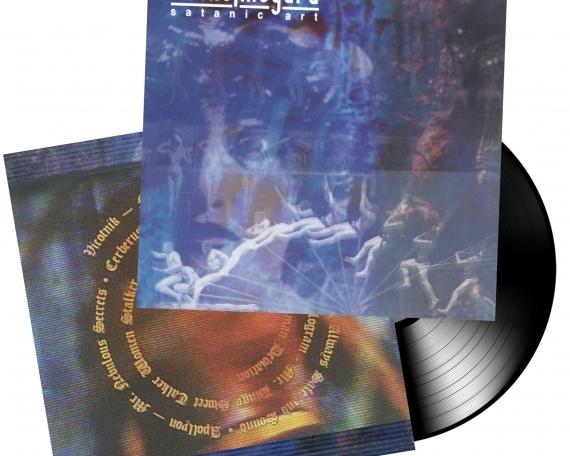 DødheimsgardSatanic Art(Vinyl)