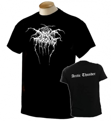 <b>DARKTHRONE</b><br>Arctic Thunder<br>(T-Shirt)