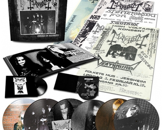 MayhemCursed in Eternity(Vinyl box set)