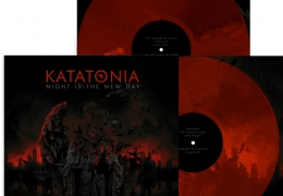 KatatoniaNight is the New Day(Red Vinyl)