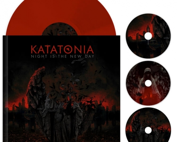 KatatoniaNight is the New Day(Deluxe)