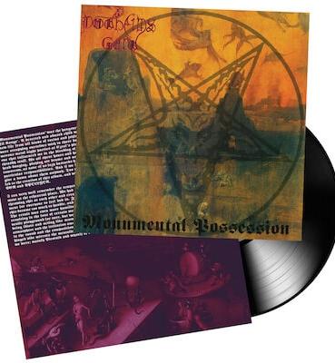 <b>DODHEIMSGARD</b><br>Monumental Possession<br>(Vinyl)
