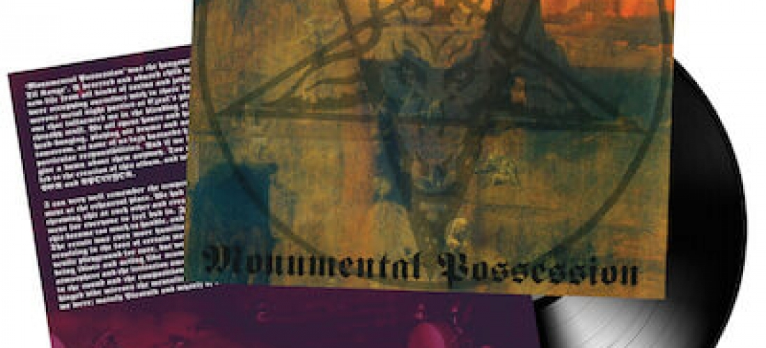 DODHEIMSGARDMonumental Possession(Vinyl)
