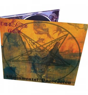 <b>DODHEIMSGARD</b><br>Monumental Possession<br>(CD)