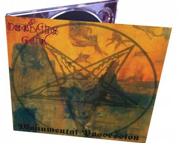 DODHEIMSGARDMonumental Possession(CD)