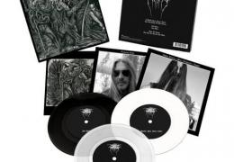 DarkthroneOld Star(7″ Boxset)