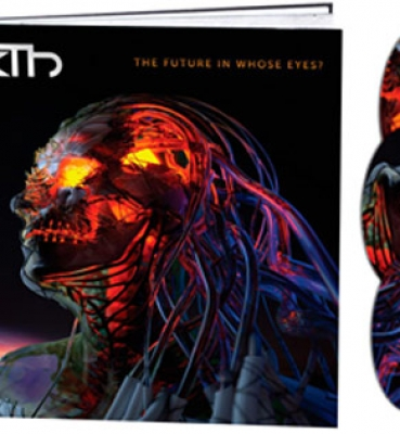 <b>SikTh</b><br>The Future In Whose Eyes?<br>(Deluxe 3CD Book)