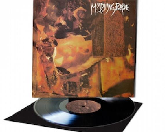 MY DYING BRIDEThe Thrash of Naked Limbs EP(Vinyl)