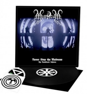 <b>Mysticum</b><br>Never Stop the Madness&#8230;<br>(Vinyl + DVD)