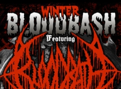 Bloodbath add Aborted to their 'Winter Bloodbash' London show plus competition for band to open