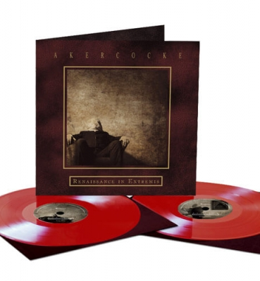<b>Akercocke</b><br>Renaissance In Extremis<br>(Red Vinyl)