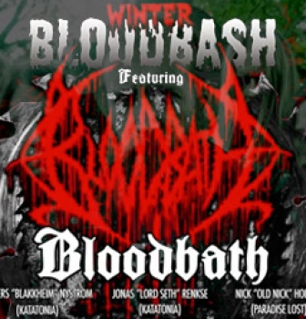Bloodbath share 'Krampus' trailer ahead of 'Winter Bloodbash' London show