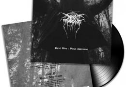 DarkthroneBurial Bliss / Visual Aggression(7″ Vinyl)