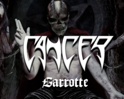 Cancer release first track and video 'Garrotte' from new album