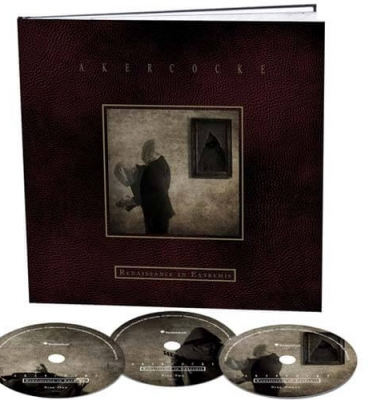 <b>Akercocke</b><br>Renaissance In Extremis<br>(3CD Deluxe Book)