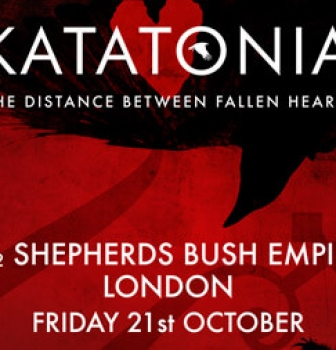 Katatonia announce anniversary show in London