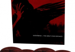 KatatoniaThe Great Cold Distance(4CD / Book)