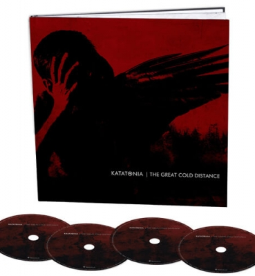 <b>Katatonia</b><br>The Great Cold Distance<br>(4CD / Book)