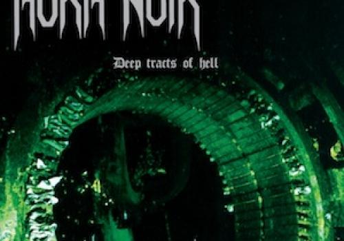 AURA NOIR Deep Tracts of Hell(Vinyl)
