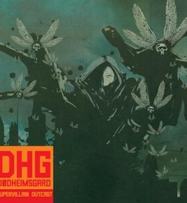 <b>DODHEIMSGARD</b><br> Supervillain Outcast<br>(CD)