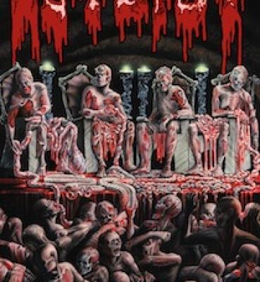 <b>AUTOPSY</b><br> Born Undead<br>(DVD)