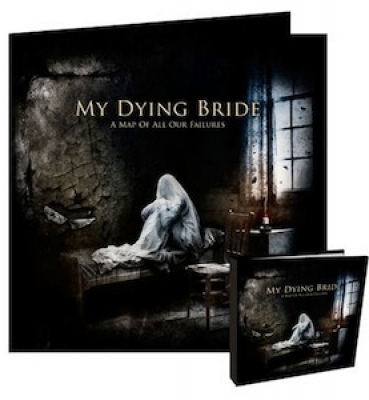 <b>MY DYING BRIDE</b><br> A Map of All Our Failures<br>(CD/DVD/Vinyl)