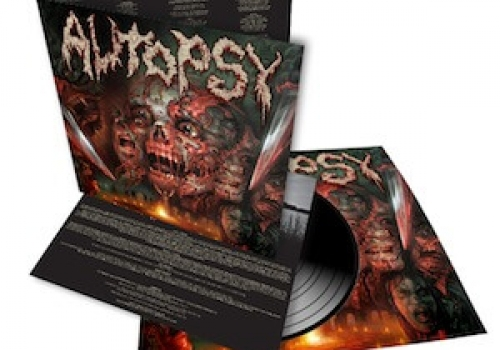 AUTOPSY The Headless Ritual(Vinyl)