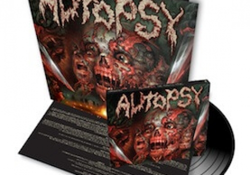 AUTOPSY The Headless Ritual(CD/Vinyl)