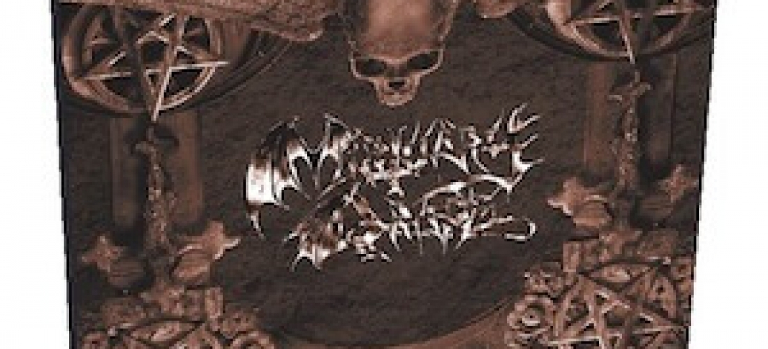 Mortuary drape buried in time cd peaceville for Buried in time