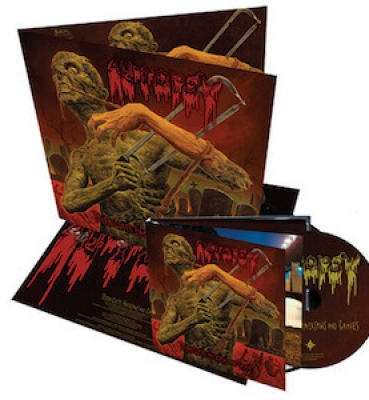 <b>AUTOPSY</b><br> Tourniquets Hacksaws &#038; Graves<br>(CD/Vinyl)