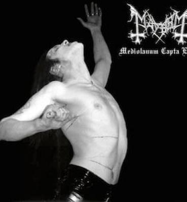 <b>MAYHEM</b><br> Mediolanum Capta Est<br>(Vinyl)