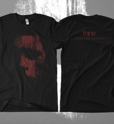 <b>Thine</b><br> The Dead City Blueprint<br>T-Shirt