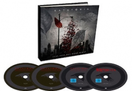 KATATONIA Last Fair Day Gone Night(CD/DVD)
