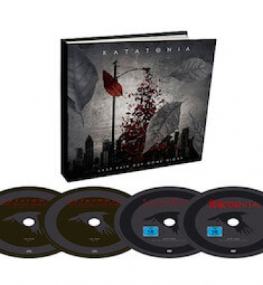 <b>KATATONIA</b><br> Last Fair Day Gone Night<br>(CD/DVD)