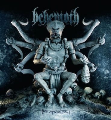 <b>BEHEMOTH</b><br> The Apostasy<br>(CD/DVD)