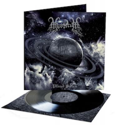 <b>MYSTICUM</b><br> Planet Satan<br>(Vinyl)