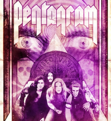 <b>PENTAGRAM</b><br> All Your Sins: Video Vault<br>(DVD)