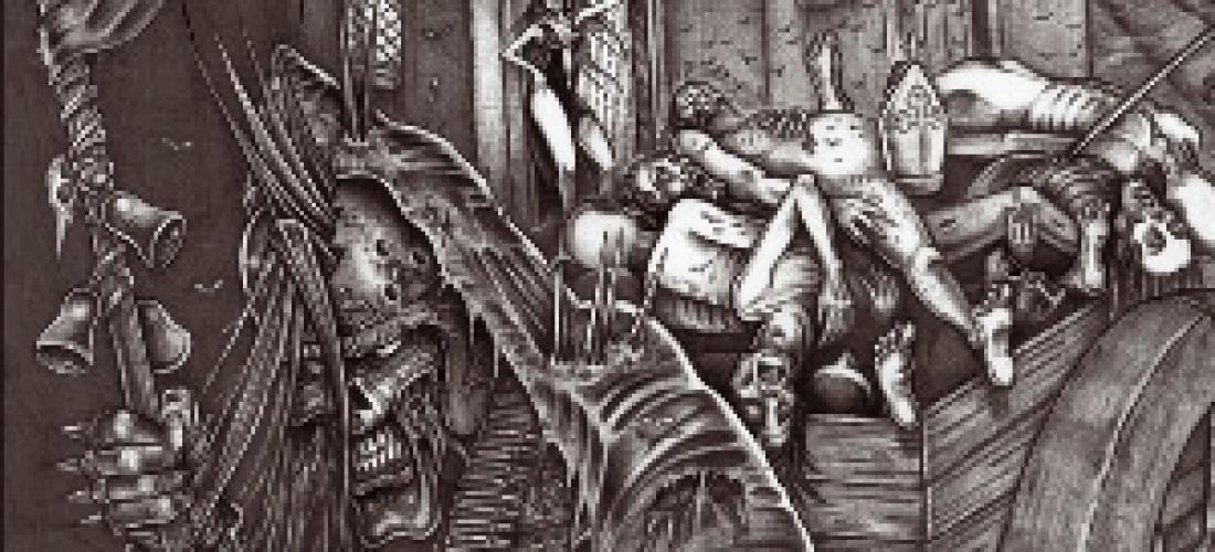 DARKTHRONE Dark Thrones & Black Flags(Vinyl)
