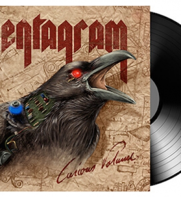 <b>PENTAGRAM</b><br> Curious Volume<br>(Vinyl)