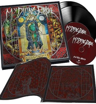 <b>MY DYING BRIDE</b><br> Feel the Misery<br>(CD/Vinyl)