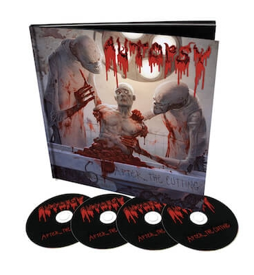 <b>AUTOPSY</b><br> After the Cutting<br>(CD)