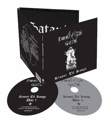 <b>DODHEIMSGARD</b><br> Kronet til Konge<br>(CD)