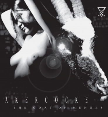 <b>AKERCOCKE</b><br> The Goat of Mendes<br>(CD)
