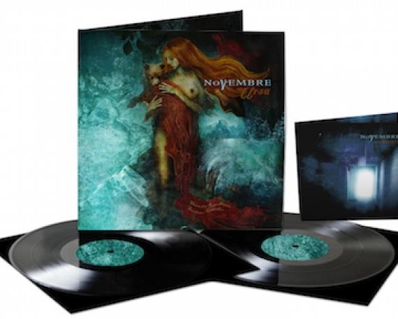 NOVEMBRE URSA(CD/Vinyl)
