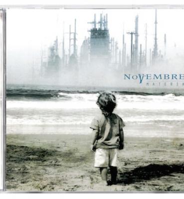 <b>NOVEMBRE</b><br> Materia<br>(CD)