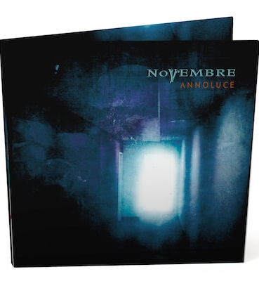 <b>NOVEMBRE</b><br> Annoluce EP<br>(CD)
