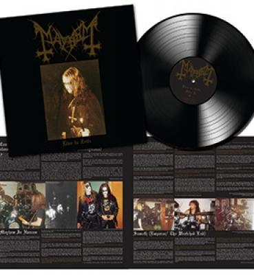 <b>Mayhem</b><br>Live in Zeitz<br>(Vinyl)