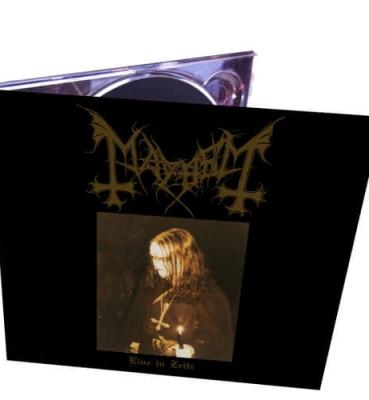 <b>Mayhem</b><br>Live in Zeitz<br>(CD)