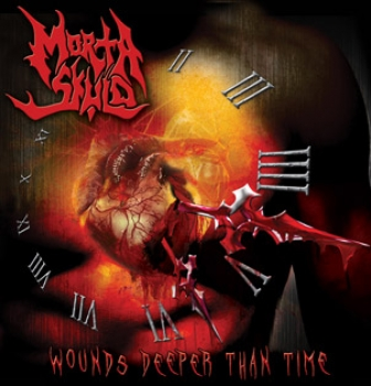 """Morta Skuld release new track """"Breathe In The Black"""" from new studio album 'Wounds Deeper Than Time'"""
